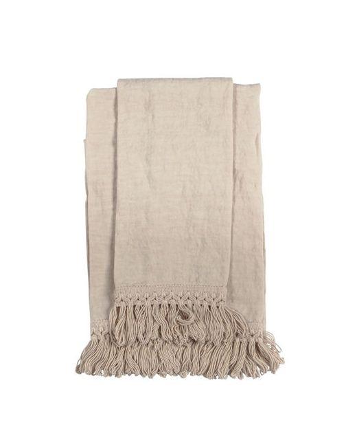 ONCE MILANO | Бежевый Handmade Set Of 2 Linen Towels