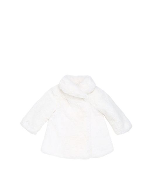 Tartine et Сhocolat | Белый Faux Fur Coat