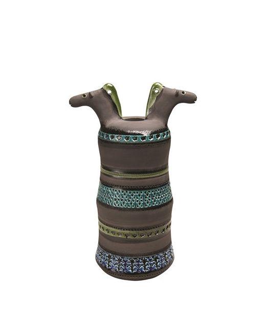 BITOSSI CERAMICHE | Серый Horse Head Vase