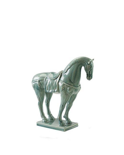 MARIONI | Celadon Left Tang Horse