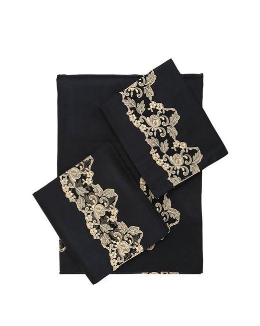 La Perla   Чёрный Icona Duvet Cover Set