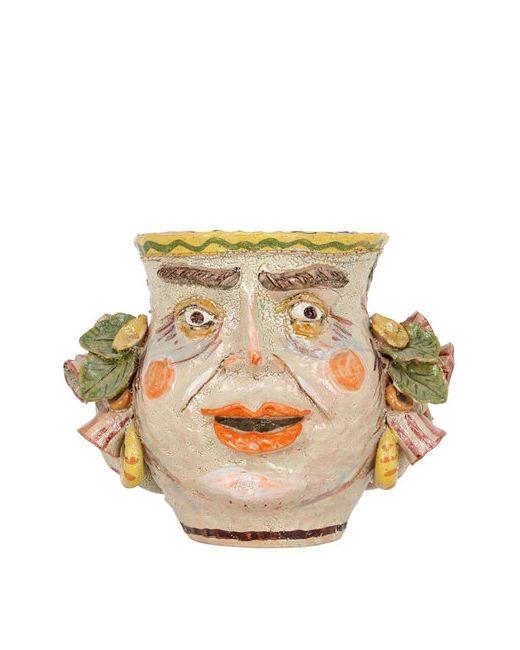 SICILY & MORE   Многоцветный Pirate Ceramic Vase