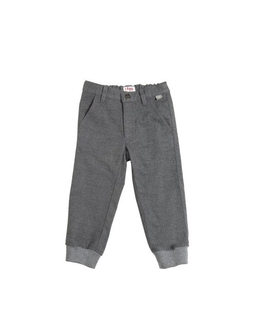 Il Gufo   Серый Viscose Blend Trousers