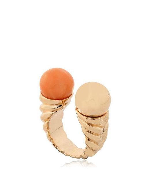 Eshvi | Золотой Braid Ring