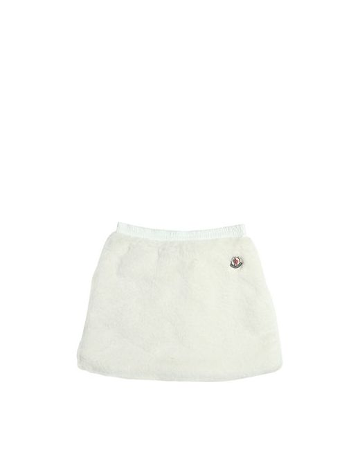 Moncler | Белый Faux Shearling Skirt
