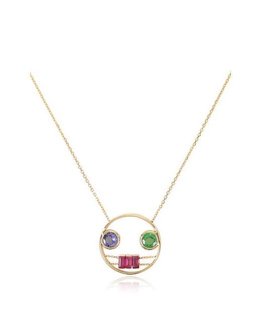 RUIFIER | Золотой Carina Necklace