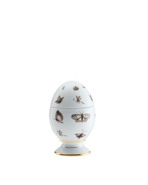 RICHARD GINORI 1735 | Белый 13.5cm Hesperidae Porcelain Egg