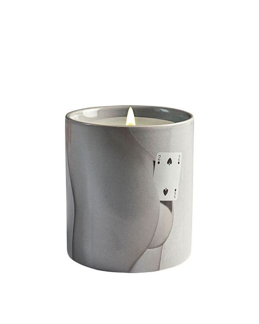 SELETTI WEARS TOILET PAPER | Серый 2 Of Spades Scented Candle