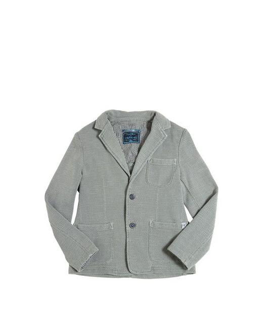 Myths | Серый Woven Cotton Jacket