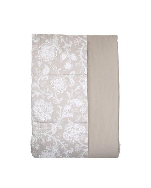 Etro   Бежевый Mackenzie Floral Print Cotton Bedspread