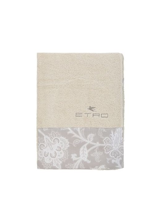 Etro | Бежевый Yukon Set Of 2 Cotton Towels