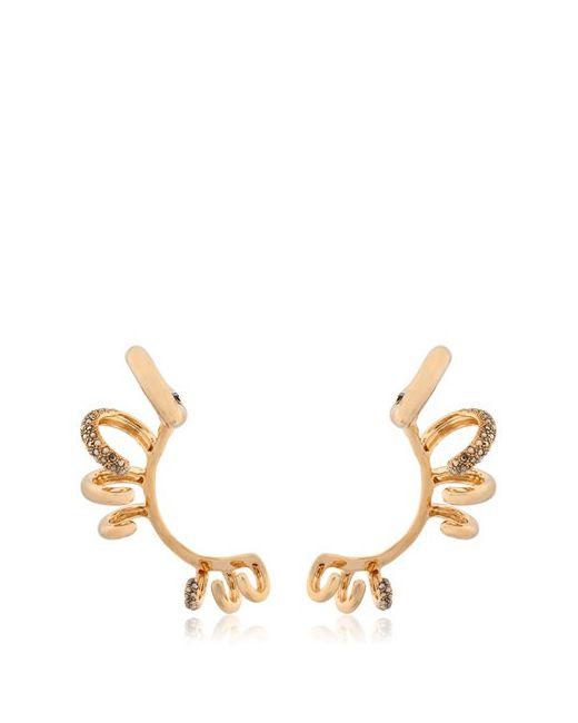 Schield | Золотой Bunga Bunga Ear Cuffs