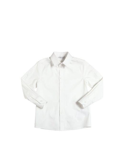Dolce & Gabbana | Белый Cotton Poplin Shirt