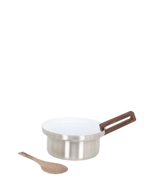 KNINDUSTRIE | Белый Whtiepot 26cm Pot With Handle Spoon