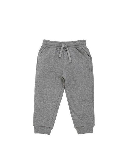 Dolce & Gabbana   Серый Cotton Fleece Jogging Pants