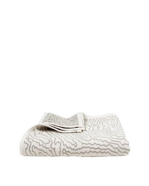 ZIGZAGZURICH   Серый Coopdps Earth Cotton Jacquard Blanket