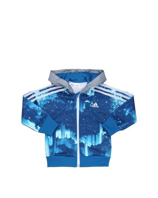 adidas Originals | Серый Frozen Printed Hooded Sweatshirt