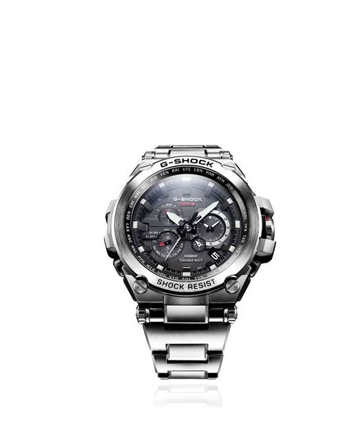 G-Shock | Чёрный Master Of G Mtg Metal Twisted Watch