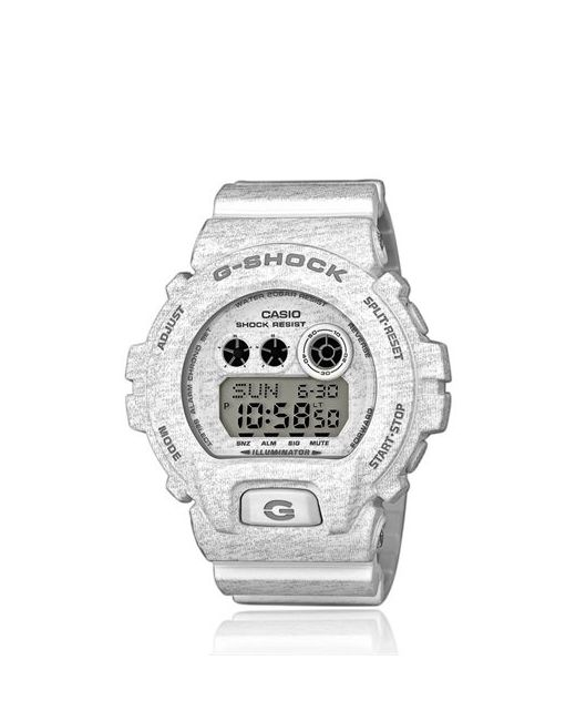 G-Shock   Белый Camouflage Digital Watch