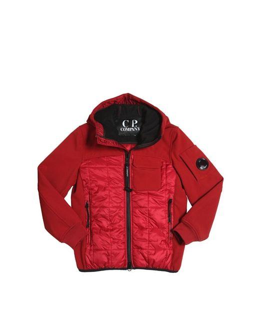 C.P.COMPANY UNDERSIXTEEN | Красный Quilted Nylon Jacket