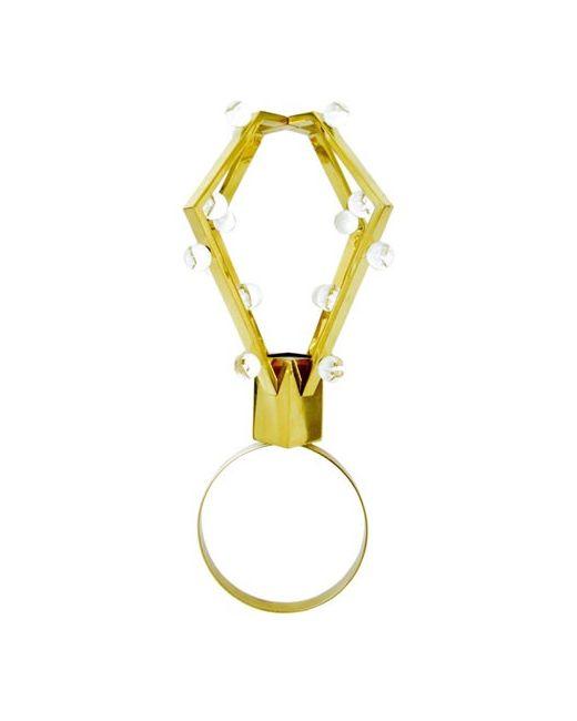 NICOLA FALCONE   Золотой Diamond Wall Lamp