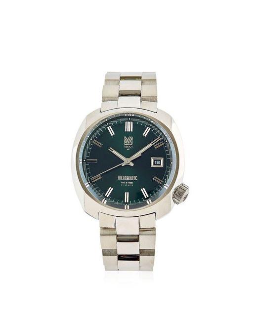 MARCH LA.B   Серебристый Automatic Watch With Steel Band