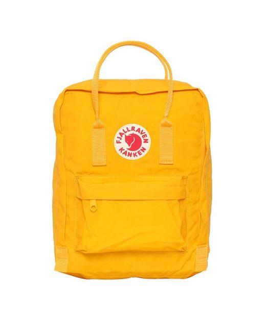 Fjallraven   Желтый 7l Kanken Mini Nylon Backpack