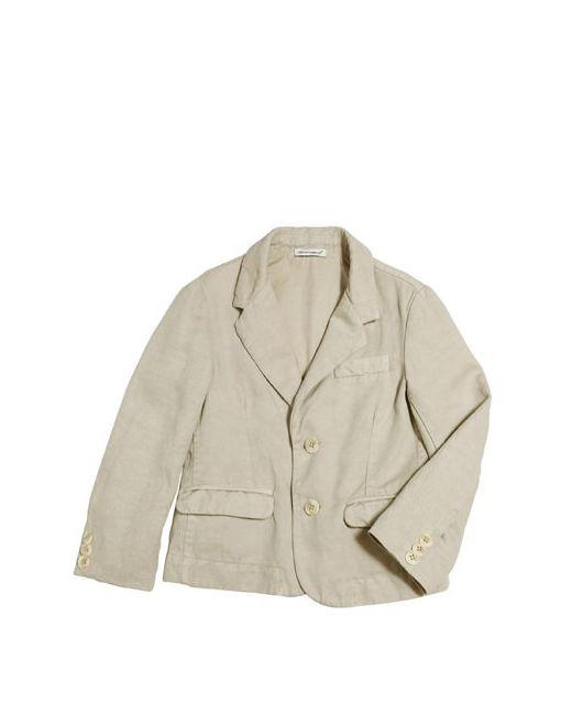 Dolce & Gabbana | Sand Cotton And Linen Gabardine Jacket