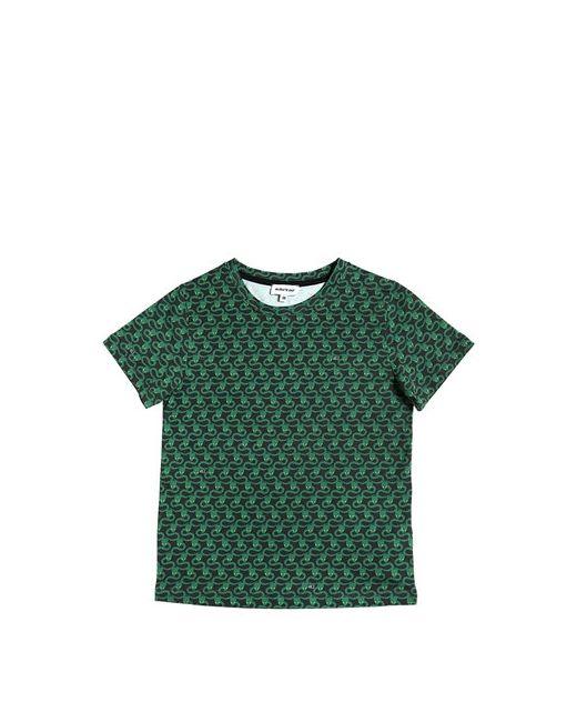 Au Jour Le Jour | Чёрный Snakes Printed Cotton Jersey T-Shirt