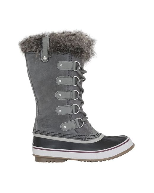 Sorel | Серый Joan Of Arctic Faux Fur Suede Boots