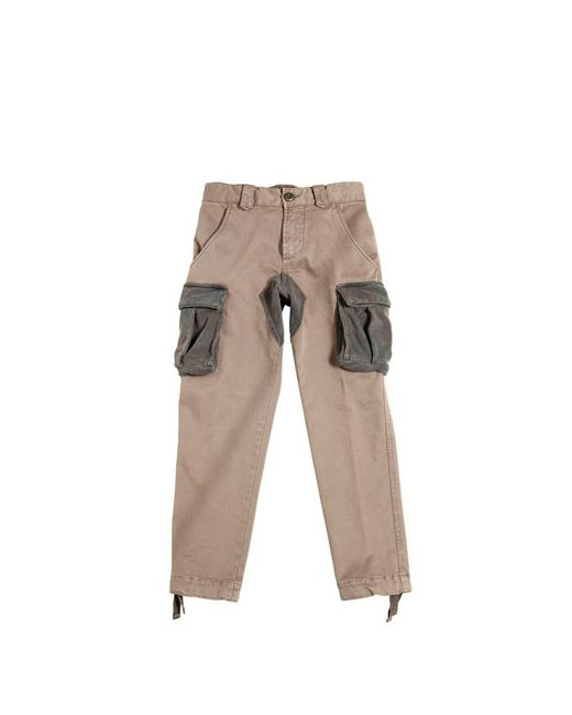 THE RAJ OF INDIA | Mud Stretch Cotton Gabardine Cargo Pants