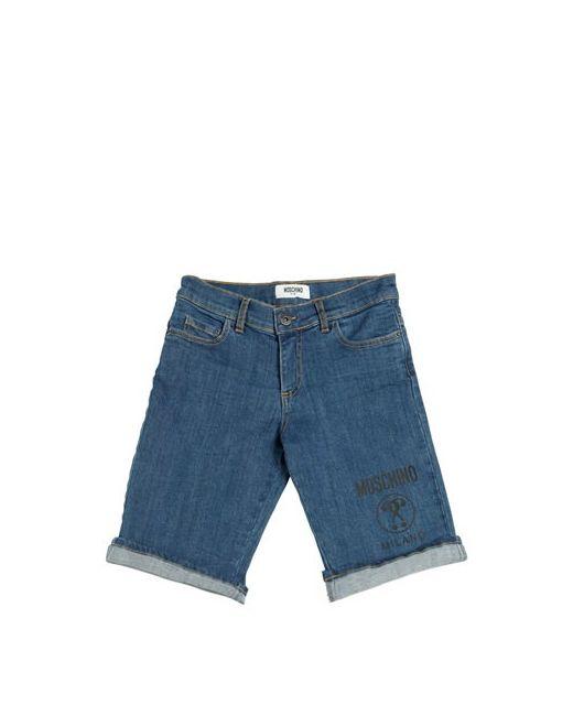 Moschino | Denim Stretch Light Cotton Shorts