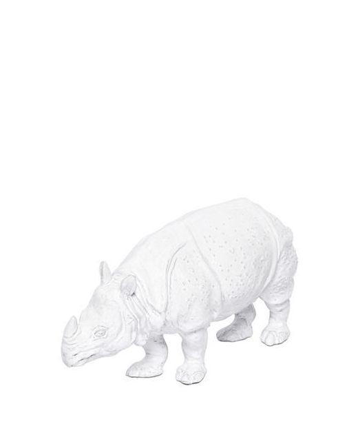 CERAMICHE PUGI | Белый Ceramic Rhinoceros