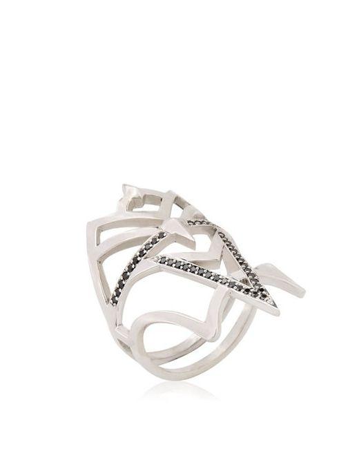 MEADOWLARK | Серебристый Henna Ring