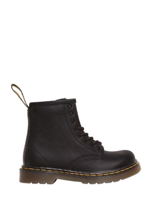 Dr. Martens | Чёрный Leather Ankle Boots