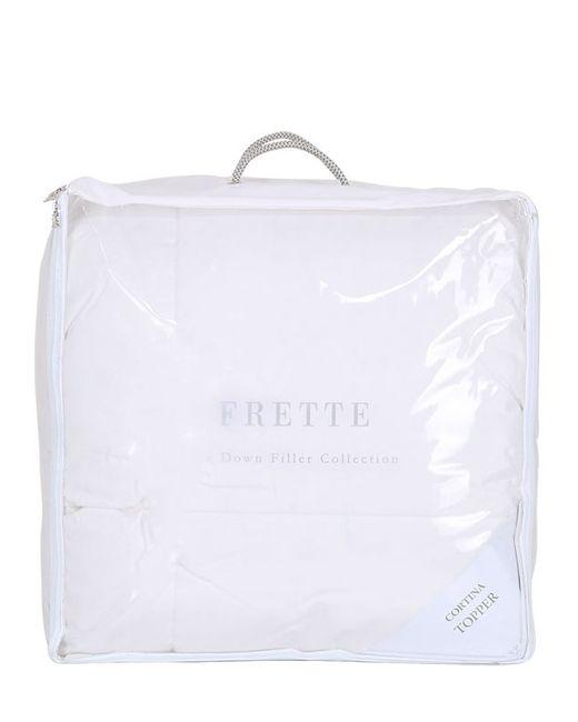 Frette | Белый Cortina Down Mattress Pad