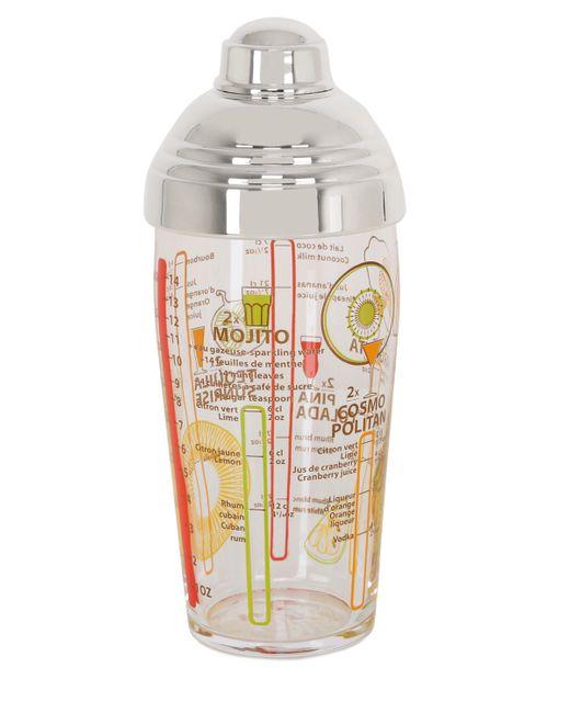 GREGGIO | Серебристый Cocktail Shaker With Measurements