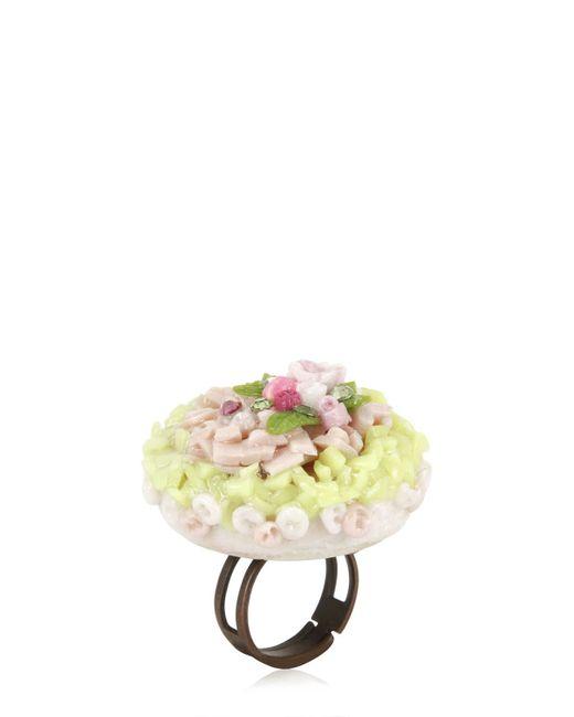 LES DELICES DE ROSE | Multi Floral Cake Ring