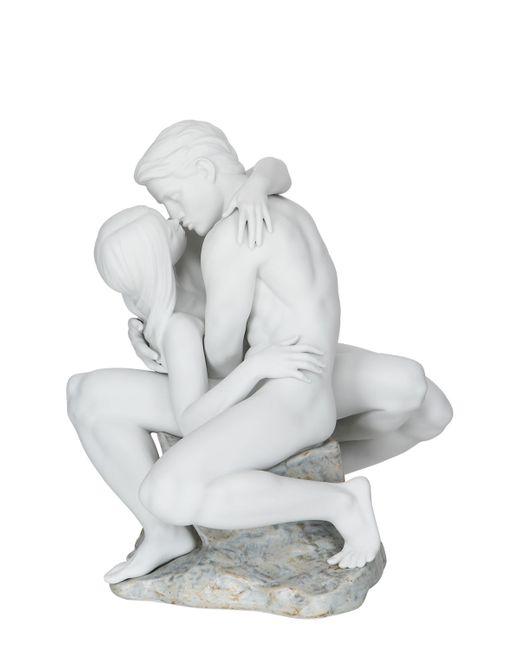LLADRÒ   Белый Bacio Appassionato Decorative Accessory