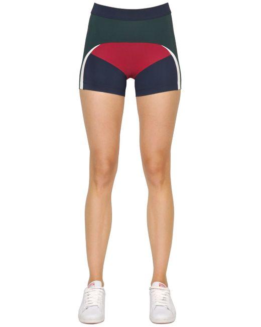 No Ka 'Oi | Красный Haku Microfiber Active Shorts