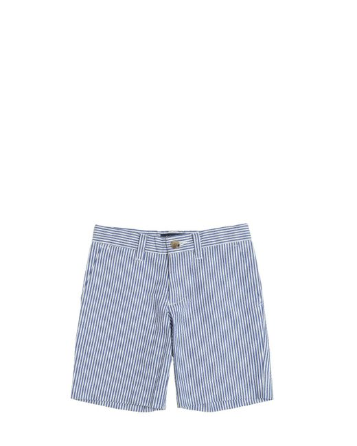 RALPH LAUREN CHILDRENSWEAR | Синий Cotton Seersucker Shorts