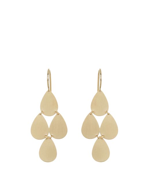 IRENE NEUWIRTH | Женское Золотой Yellowchandelier Earrings
