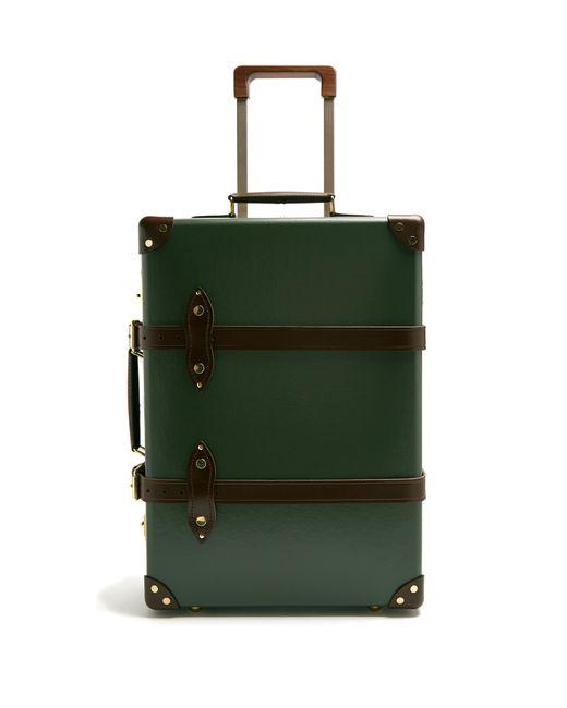 Globe-Trotter   Хаки Centenary 20 Suitcase