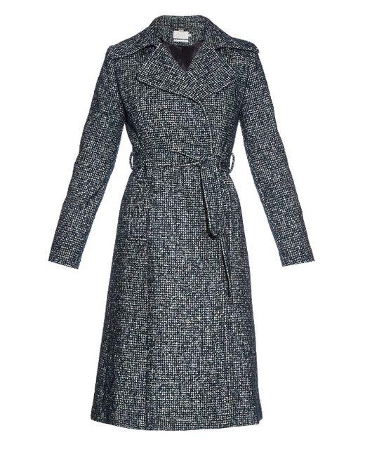 Goat | Зелёный Astoria Wool-Blend Tweed Coat