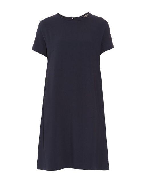 'S Max Mara | Женское Navy Assuan Dress
