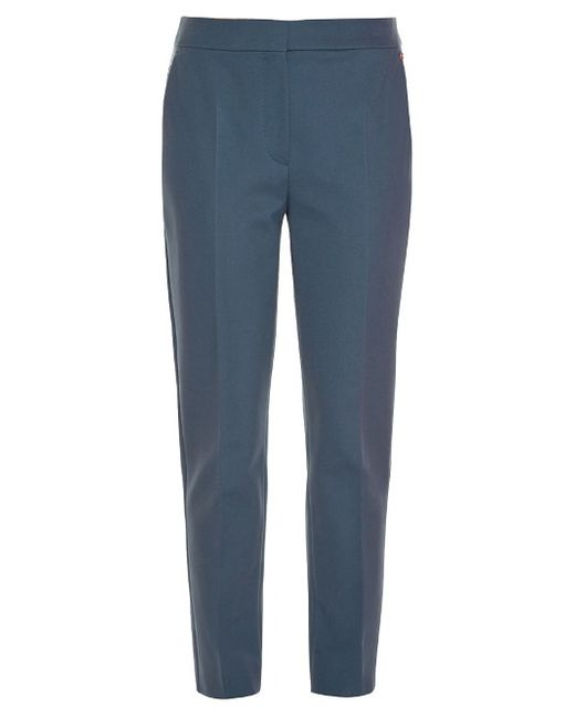 Max Mara | Синий Pegno Trousers