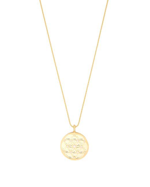 Noor Fares   Золотой Diamond Necklace