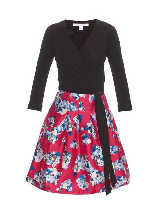 Diane Von Furstenberg | Женское Чёрный Jewel Dress