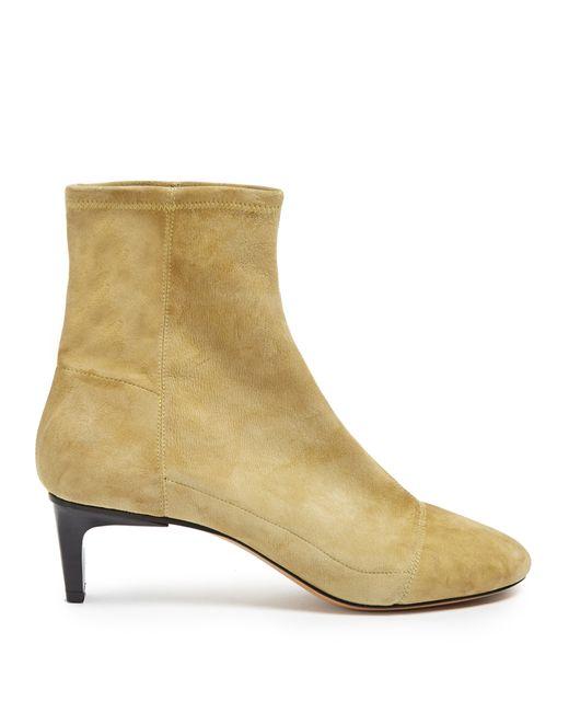 Isabel Marant | Женское Light Tan Daevel Ankle Boots