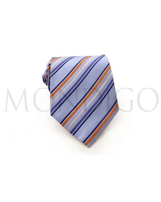 Mondigo | Мужское Голубой 44451 Галстук